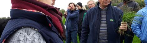 Eesti lamba- ja kitsekasvatajad said Iirimaalt uut inspiratsiooni